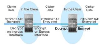 分组的保密性和完整性(IEEE 802.1AE)