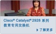 Cisco Catalyst 2928系列教育专用交换机,了解更多