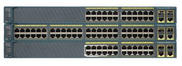 Cisco Catalyst 2928系列教育专用交换机