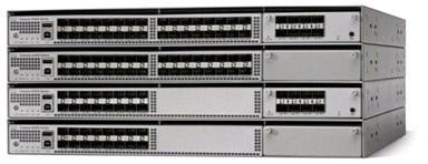 图 1.Cisco Catalyst 4500-X 系列交换机
