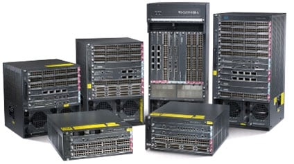 Cisco Catalyst 6500系列�C箱