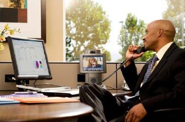 思科视频电话:视频呼叫就像拨打普通电话一样简单