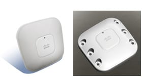 Cisco Aironet 3500 系列接入点