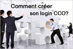 Commentcr�er son login CCO?