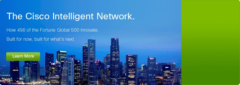 The Cisco Intelligent Network