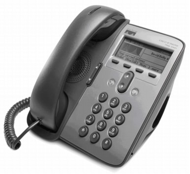 �} 1 Cisco Unified IP Phone 7906G