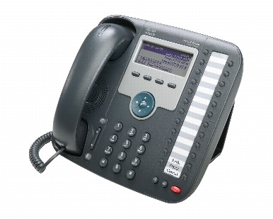 �} 1 Cisco Unified IP Phone 7931G