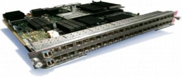 Cisco Catalyst 6500 シリーズ ギガビット イーサネット モジュール