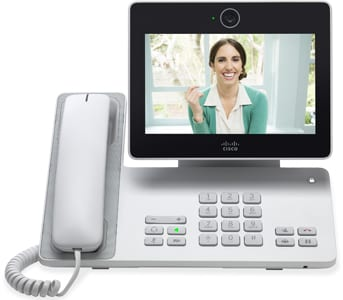 図 1 Cisco Desktop Collaboration Experience DX650
