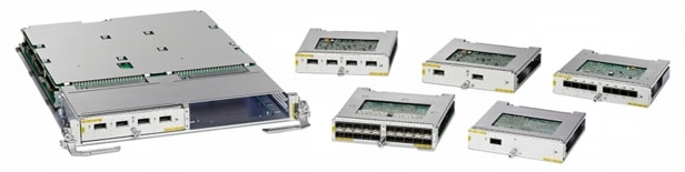 �} 1 Cisco ASR 9000 �V���[�Y ���W���� ���C�� �J�[�h