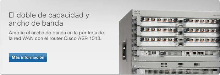 Router Cisco ASR 1013