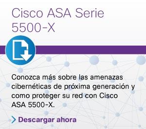 Ofertas Cisco Asa Serie 5500-X