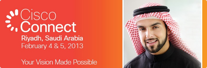 مؤتمر سيسكو الرياض فبراير