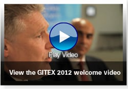 View the GITEX 2012 welcome video