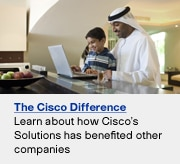 The Cisco Difference