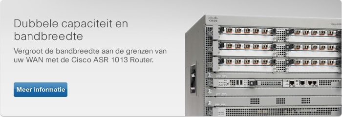 Cisco ASR 1013 Series Router