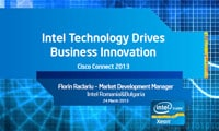Intel Technology Drives Business Innovation