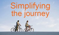 Simplifying the journey