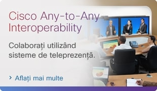 Cisco Any-to-Any Interoperability