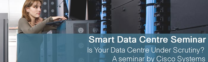Cisco Smart Data Center Seminar