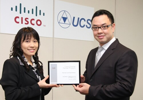 UCS becomes Cisco Premier Certified Partner