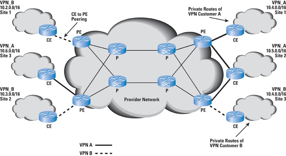 Case For Mpls Vpn Network