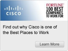 Cisco Fortune Banner