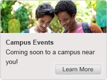 Campus Events Banner