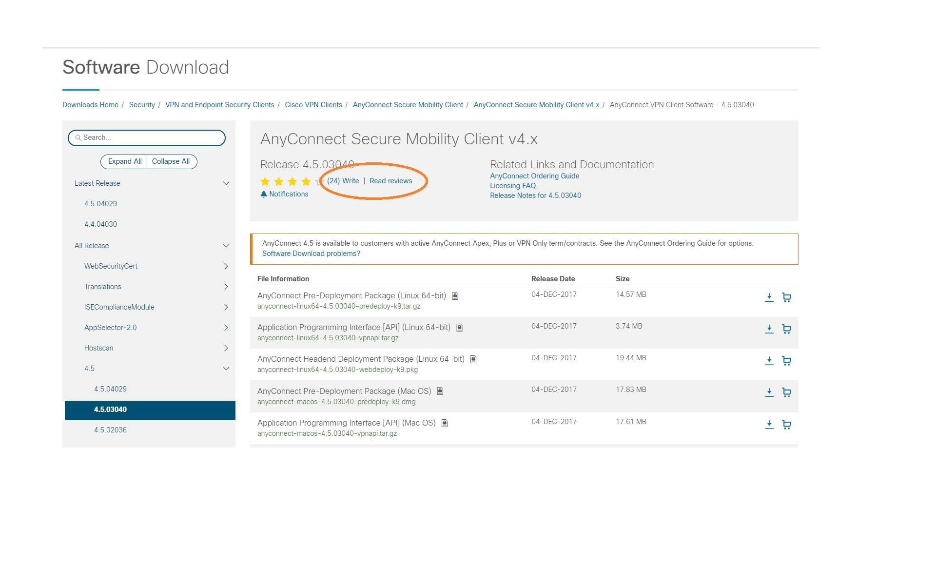 Cisco Software Downloads - Help & FAQ