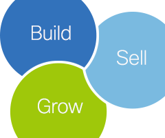 Build, Sell, Grow