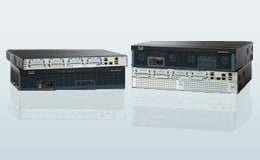 Cisco Integrated Services Router der Serie 2900