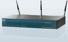 Punti di accesso Cisco AP Wireless Access Point serie 500