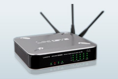 Smerova�e Cisco Small Business Router
