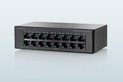 Cisco Unmanaged Switches der Serie 100