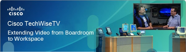 Extending Video from Boardroom to Workspace