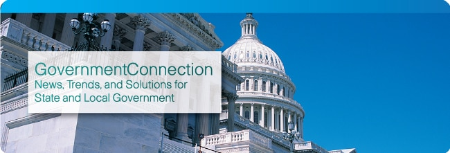 GovernmentConnection - News, Trends, and Solutions for State and Local Goverment