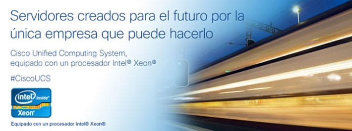 Servers Built for the Future - Built By the Only Company Who Could - Cisco Unified Computing System, powered by the Intel(R) Xeon(R) processor - #CiscoUCS