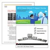 Encuestas sobre TI de Cisco