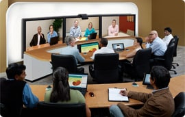 Cisco TelePresence System 3200 Series
