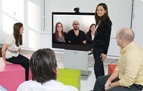Telepresence Puts People at the Center of Collaboration