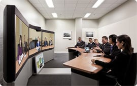 Cisco TelePresence System 3000 Series