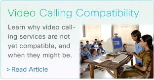 Video Calling Compatibility - Read the Article