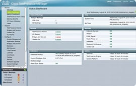 Cisco TelePresence Manager